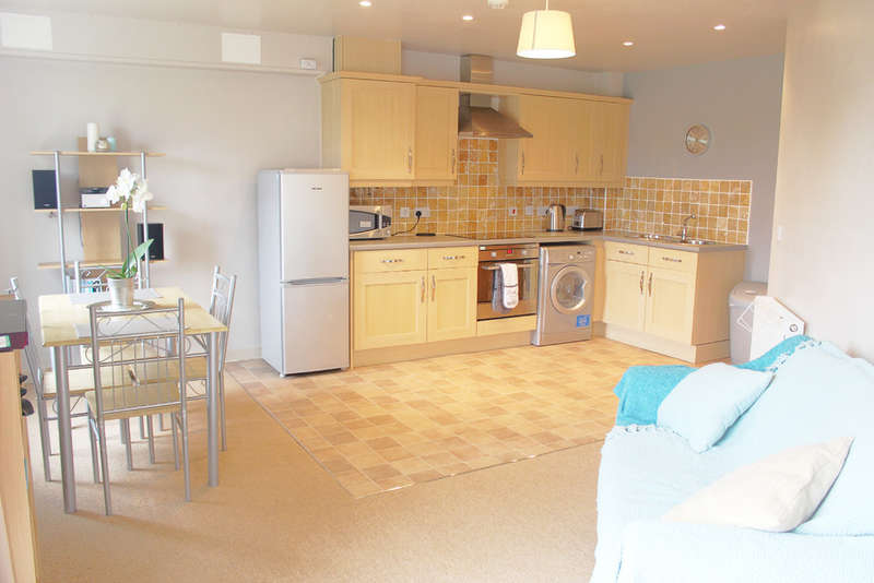 1 Bedroom Flat for sale in Honeysuckle House, Larch Road, Selby