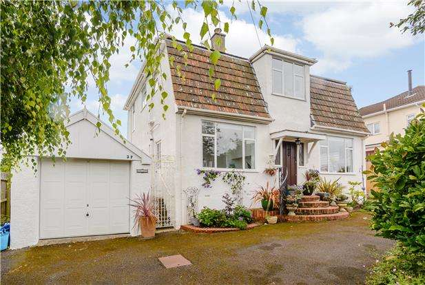 4 Bedrooms Detached House for sale in Uplands Road, Saltford, NR BATH, BS31 3JQ