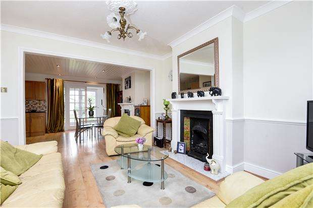 3 Bedrooms Terraced House for sale in Rowan Crescent, LONDON, SW16
