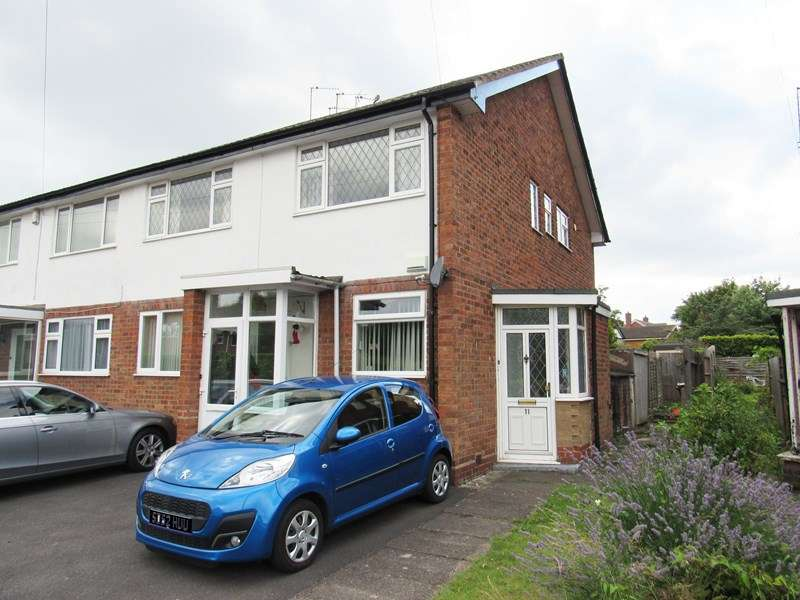 2 Bedrooms Maisonette Flat for sale in Marlbrook Close, Solihull
