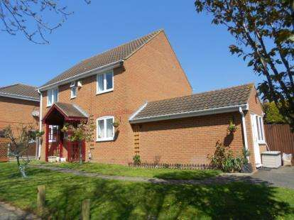4 Bedrooms Detached House for sale in Harrold Priory, Bedford, Bedfordshire