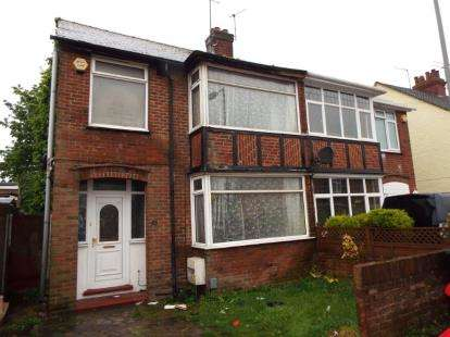 3 Bedrooms Semi Detached House for sale in Letchworth Road, Luton, Bedfordshire