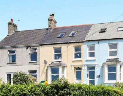 3 Bedrooms Terraced House for sale in Luxulyan, Bodmin, Cornwall