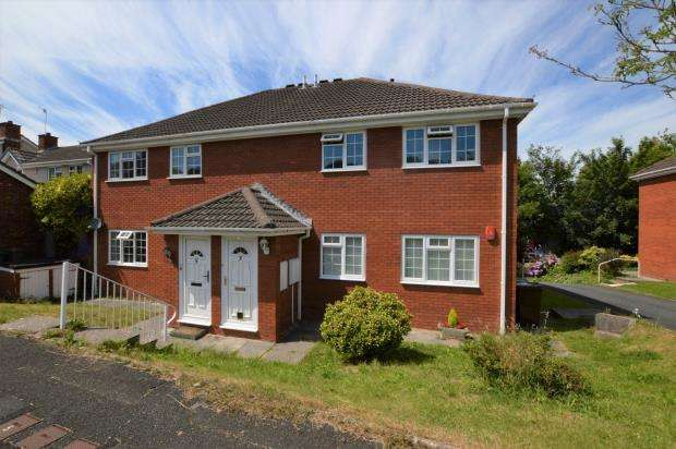 2 Bedrooms Maisonette Flat for sale in Romilly Gardens, Plymouth, Devon