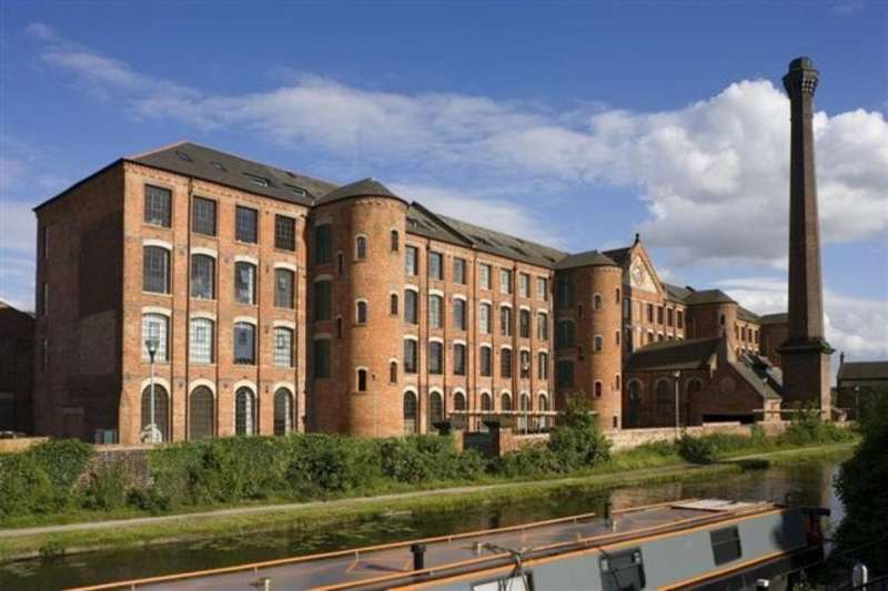 2 Bedrooms Flat for sale in Springfield Mill, Sandiacre, Nottingham, NG10