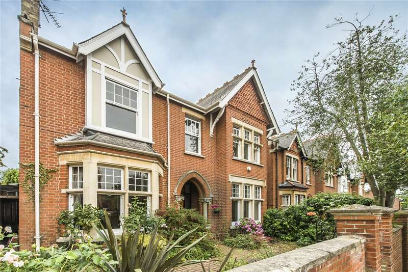 6 Bedrooms Detached House for sale in Kings Avenue, Ealing, W5