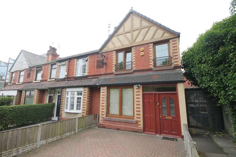 2 Bedrooms Apartment Flat for sale in Aspinall Street, Prescot L34
