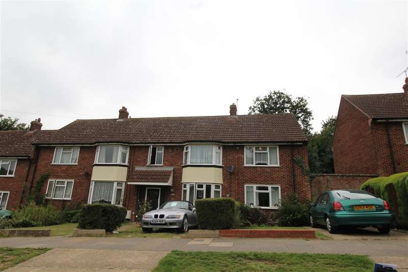 2 Bedrooms Apartment Flat for sale in Maidenhall Approach, Ipswich