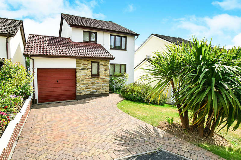 3 Bedrooms Detached House for sale in Lea Vale Road, NEWTON ABBOT, TQ12