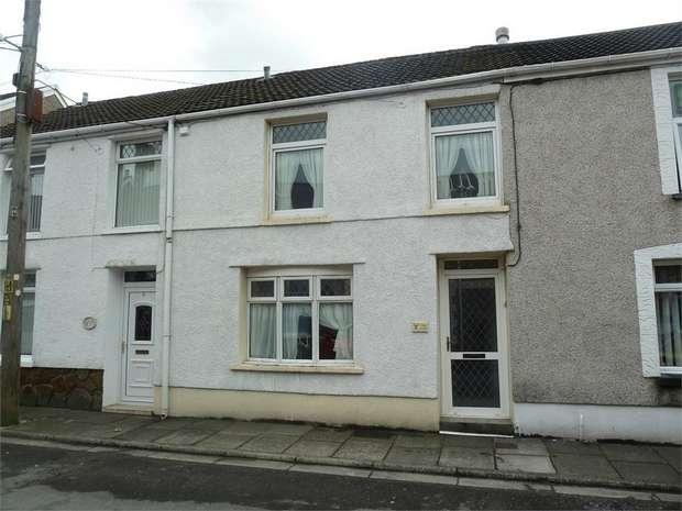 3 Bedrooms Terraced House for sale in Bank Street, Maesteg, Maesteg, Mid Glamorgan