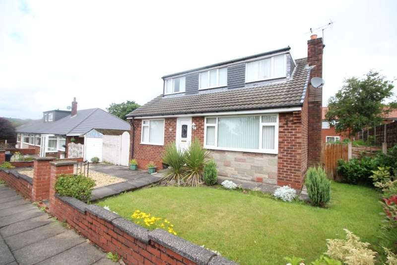 4 Bedrooms Detached House for sale in Whitburn Drive, Bury, BL8