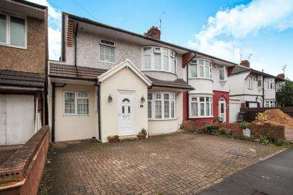 4 Bedrooms Semi Detached House for sale in Bancroft Road, Luton, Bedfordshire, Icknield