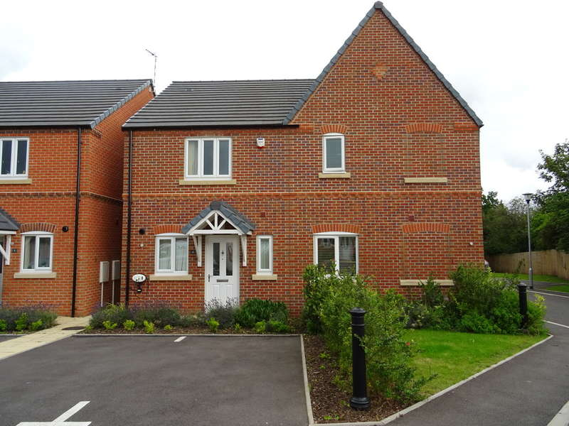 2 Bedrooms Semi Detached House for sale in Priory Mill Walk, Coundon, Coventry
