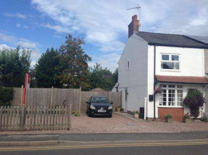 2 Bedrooms Semi Detached House for sale in Rope Lane, Shavington, Crewe