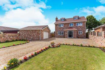 5 Bedrooms Detached House for sale in Holes Lane, Woolston, Warrington, Cheshire