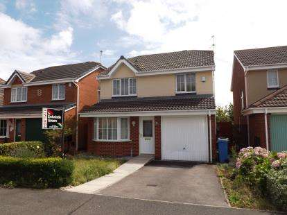 4 Bedrooms Detached House for sale in Southworth Way, Thornton-Cleveleys, Lancashire, United Kingdom, FY5