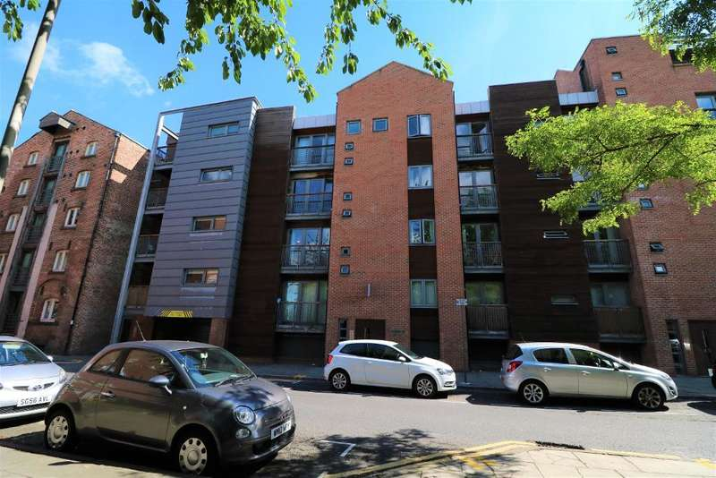 2 Bedrooms Apartment Flat for sale in Argyle Street, Liverpool, L1 5BL