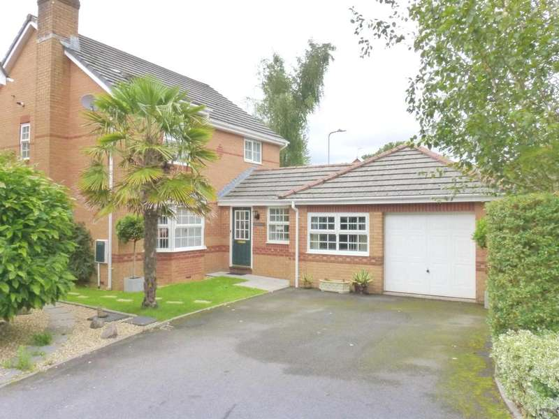 4 Bedrooms Detached House for sale in Tir Celyn, Coed Hirwaun, Margam Park Village