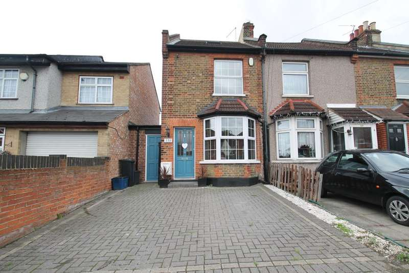 3 Bedrooms End Of Terrace House for sale in TOMSWOOD HILL, HAINAULT