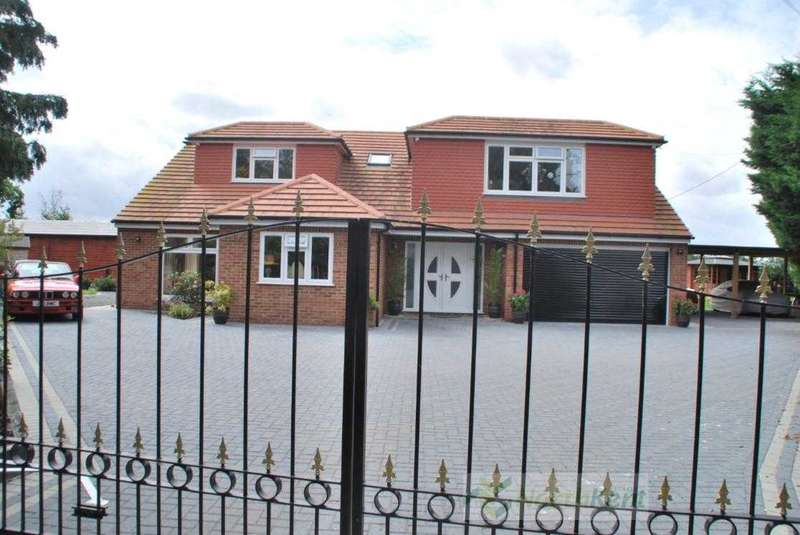 5 Bedrooms Detached House for sale in OAKRIDGE, VICARAGE CLOSE, UPPER STOKE