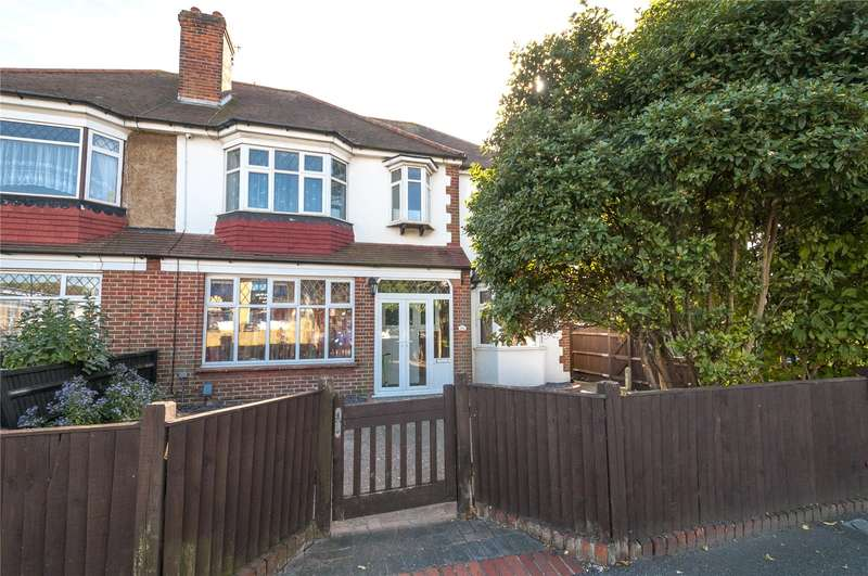 4 Bedrooms Semi Detached House for sale in Portland Road, Hove, East Sussex, BN3