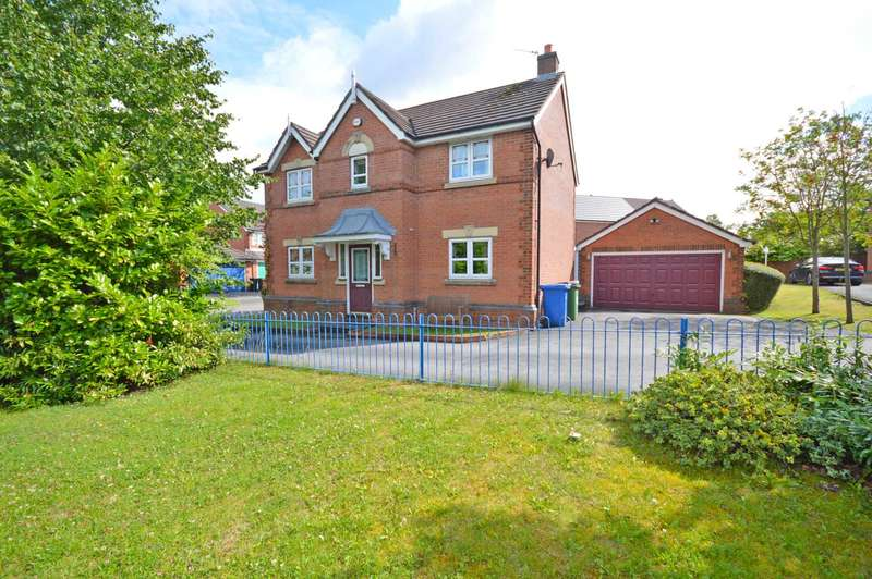 4 Bedrooms Detached House for sale in Regency Gardens, Cheadle Hulme