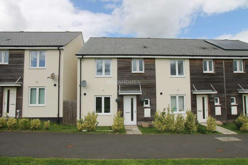 3 Bedrooms End Of Terrace House for sale in Fleetwood Gardens, Southway, PL6 6FA