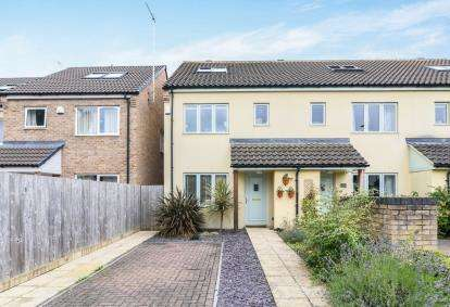 3 Bedrooms Semi Detached House for sale in Bell View Close, Cheltenham, Gloucestershire