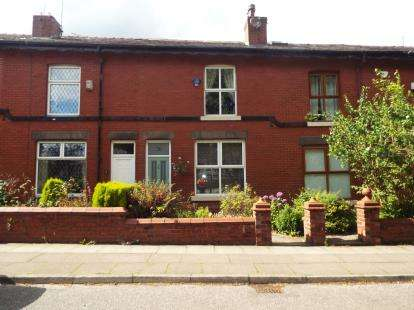 2 Bedrooms Terraced House for sale in Laurel Street, Tottington, Bury, Greater Manchester, BL8