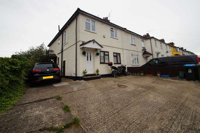2 Bedrooms Maisonette Flat for sale in Deaconsfield Road, Hemel Hempstead