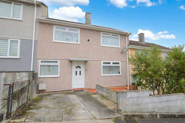 3 Bedrooms Terraced House for sale in Powis Gardens, Plymouth, Devon