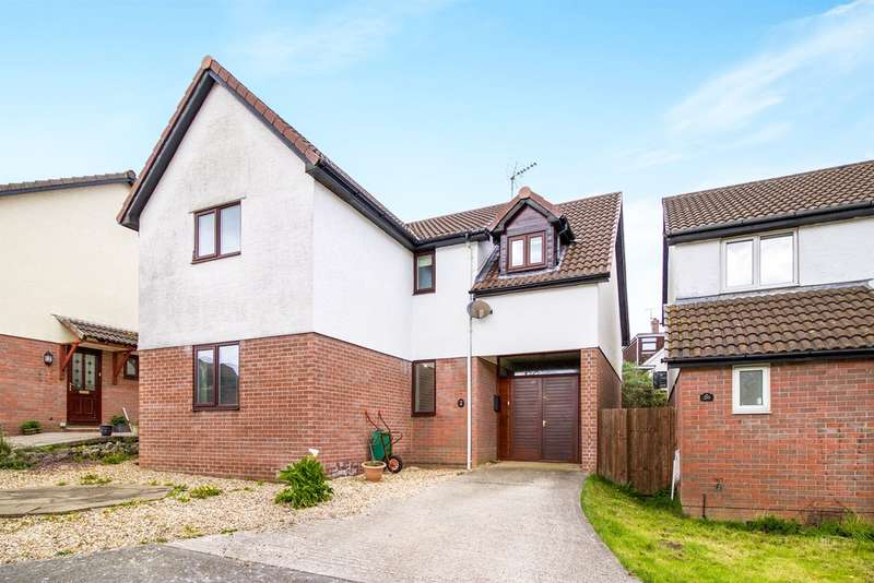 4 Bedrooms Detached House for sale in Angelton Green, Pen-Y-Fai, Bridgend