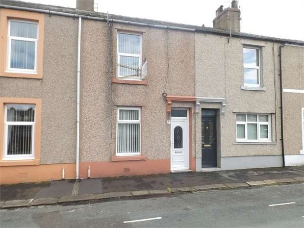 2 Bedrooms Terraced House for sale in Pilgrim Street, Workington, Cumbria