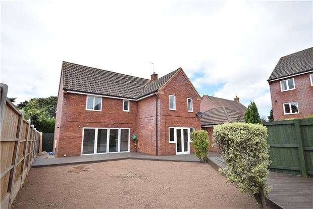 4 Bedrooms Detached House for sale in Badminton Road, Downend, BRISTOL, BS36 1AQ