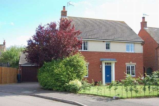 4 Bedrooms Detached House for sale in Lattimore Close, West Haddon, Northampton NN6 7GL