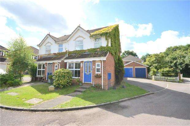 3 Bedrooms Semi Detached House for sale in Seddon Hill, Warfield, Berkshire
