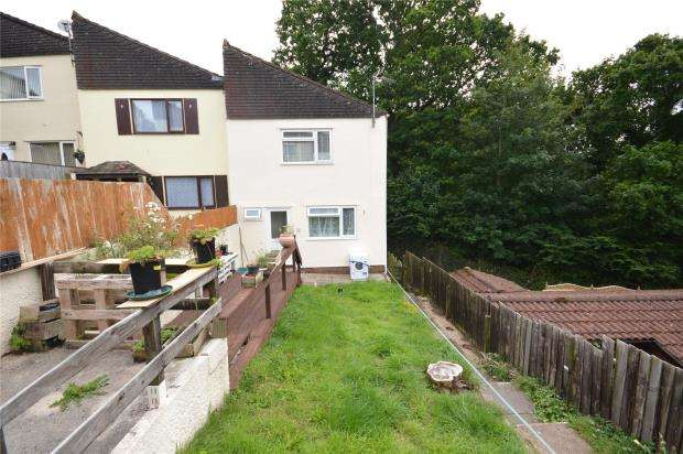 4 Bedrooms End Of Terrace House for sale in Nelson Close, Teignmouth, Devon