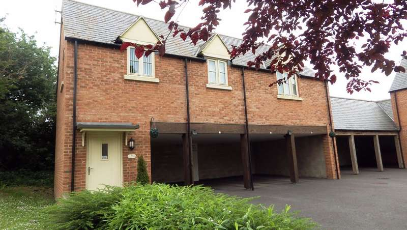 2 Bedrooms Maisonette Flat for sale in Middle Mead