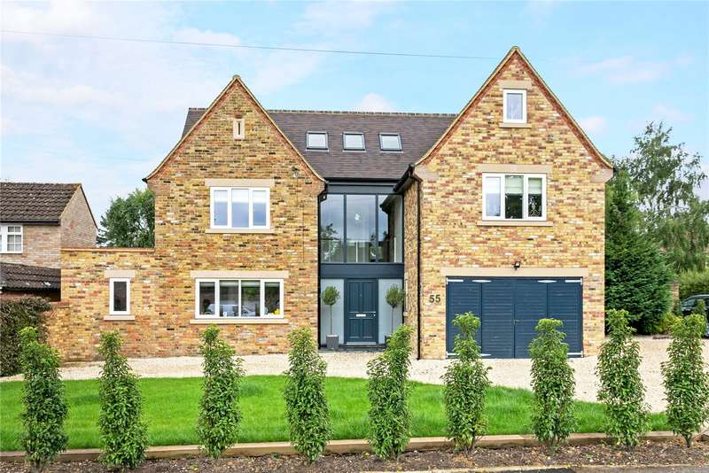 7 Bedrooms Detached House for sale in Sandelswood End, Beaconsfield, Buckinghamshire, HP9