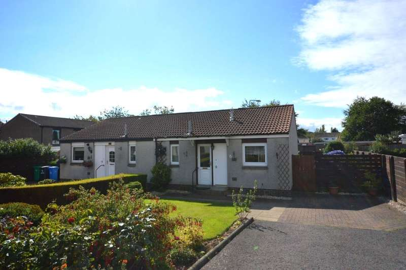 1 Bedroom Semi Detached Bungalow for sale in Meadowfield, Dalgety Bay, Dunfermline, KY11