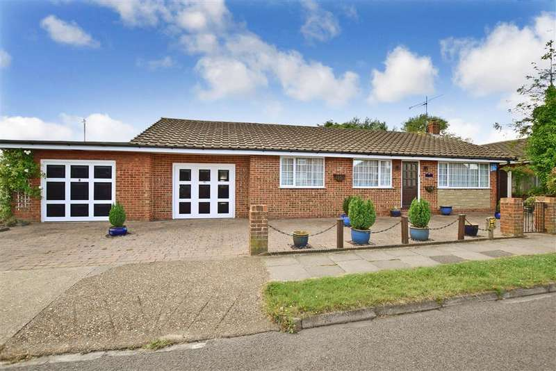 3 Bedrooms Bungalow for sale in King Edward Avenue, Herne Bay, Kent