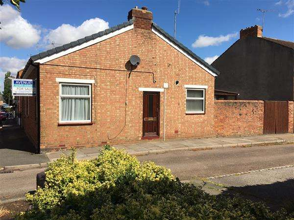 2 Bedrooms Bungalow for sale in New Bradwell, Milton Keynes