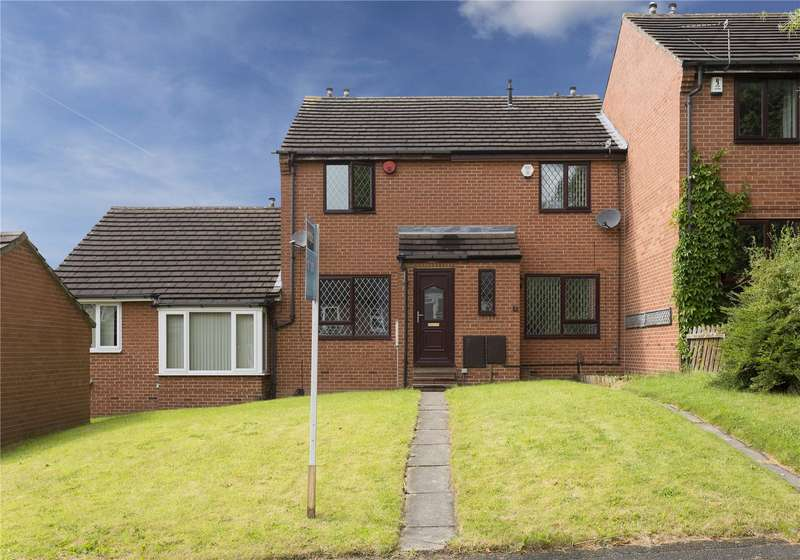 2 Bedrooms Terraced House for sale in St. Matthias Terrace, Leeds, West Yorkshire, LS4