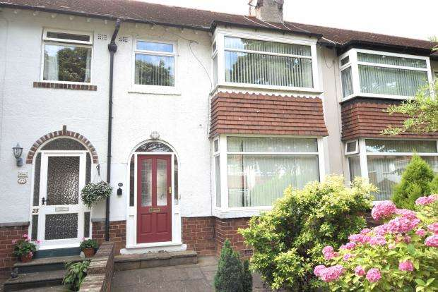3 Bedrooms Terraced House for sale in Newlands Park Avenue, Scarborough, North Yorkshire YO12 6PY