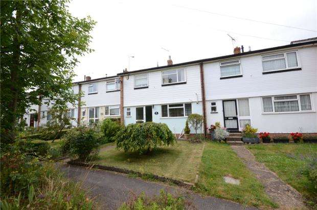 3 Bedrooms Terraced House for sale in Aldebury Road, Maidenhead, Berkshire