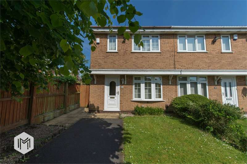 3 Bedrooms Semi Detached House for sale in Wayfarers Drive, Newton-le-Willows, WA12