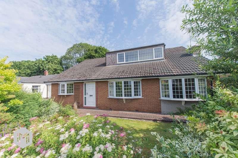 4 Bedrooms Detached Bungalow for sale in Wellfield Road, Culcheth, Warrington, WA3