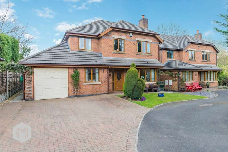 4 Bedrooms Detached House for sale in Ivy House Close, Bamber Bridge, Preston, PR5
