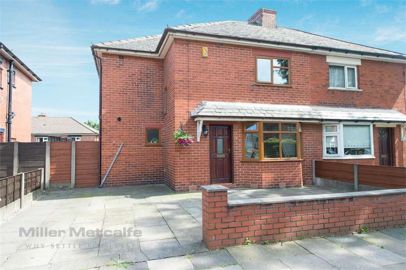 3 Bedrooms Semi Detached House for sale in Bury Road, Radcliffe, Manchester, M26