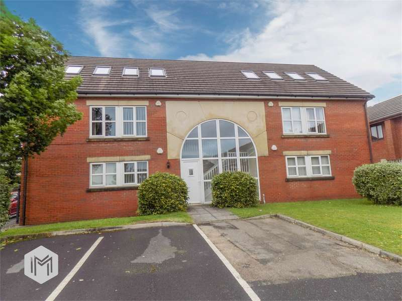 2 Bedrooms Apartment Flat for sale in Richmond Street, Horwich, Bolton, BL6